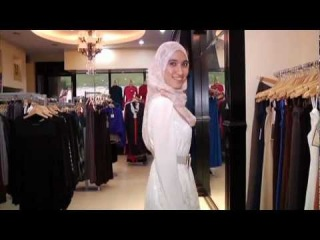 Hijab Stailista's make over @ TV9 Episode 6 2013