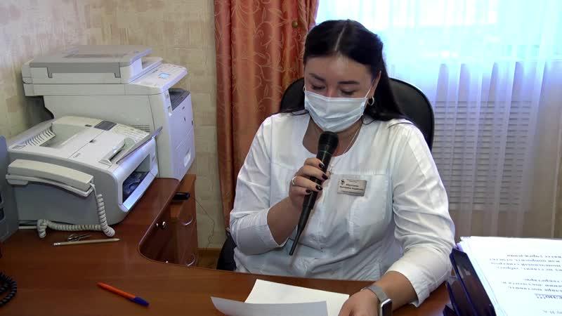 Первая волна давалась легче О жизни и работе в новом формате тагильской поликлиники