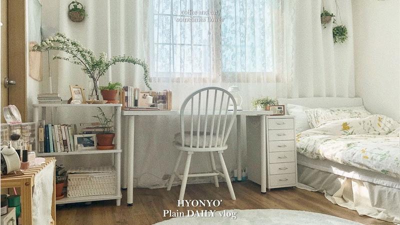 효녀 브이로그 (ENG) | 나의 두번째 집, 식물과 고양이가 있는 자취방 룸투어 ROOM TOUR 🏡