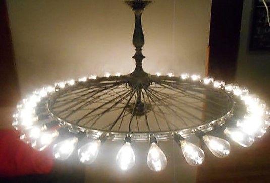 Крутые светильники!