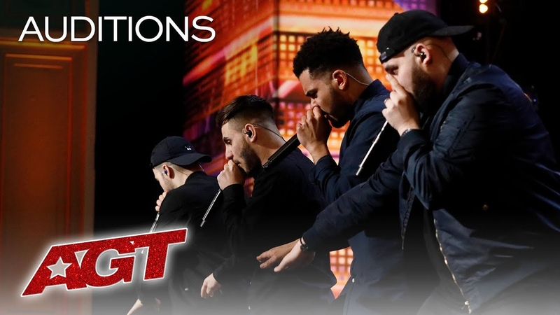 Berywam This Beatboxing Group Will SHOCK You America's Got Talent 2019