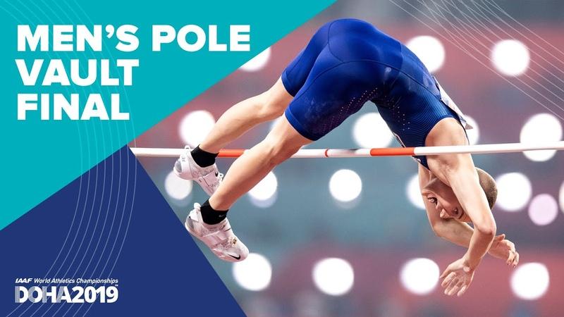 Men's Pole Vault Final World Athletics Championships Doha 2019