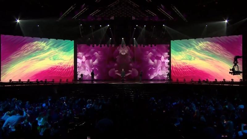 Dan Balan Hold On Love M1 Music Awards 09 12 2017 HD YouTube версия