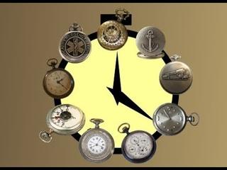 Карманные часы. Познавательная лекция для детей