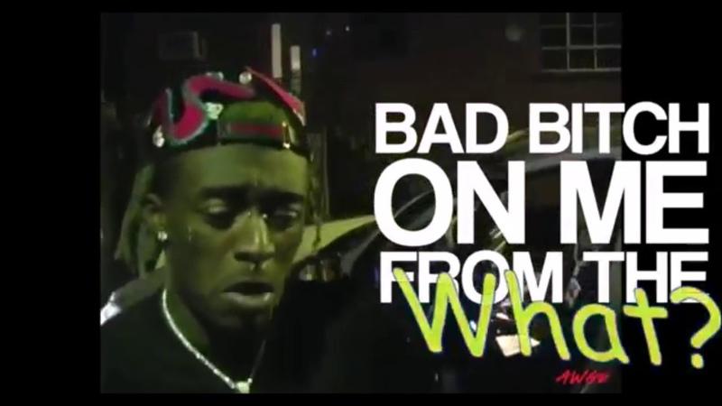 Lil Uzi Vert x A$AP Rocky Freestyle Prod Metro Boomin
