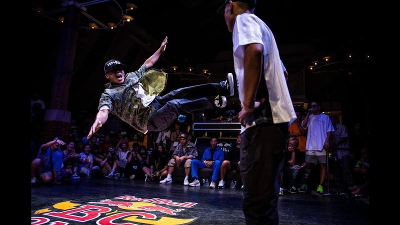 B-Boy Nori vs. B-Boy Shigekix | Red Bull BC One Cypher Japan 2019 Final