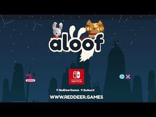Aloof | Announcement Trailer | Nintendo Switch | Puzzle battler