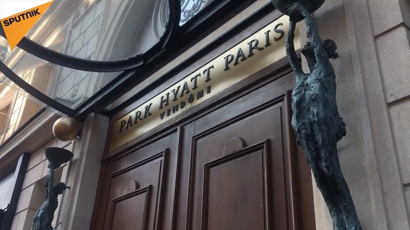 Mouvement social au parc Hyatt 5* on coupe le gaz