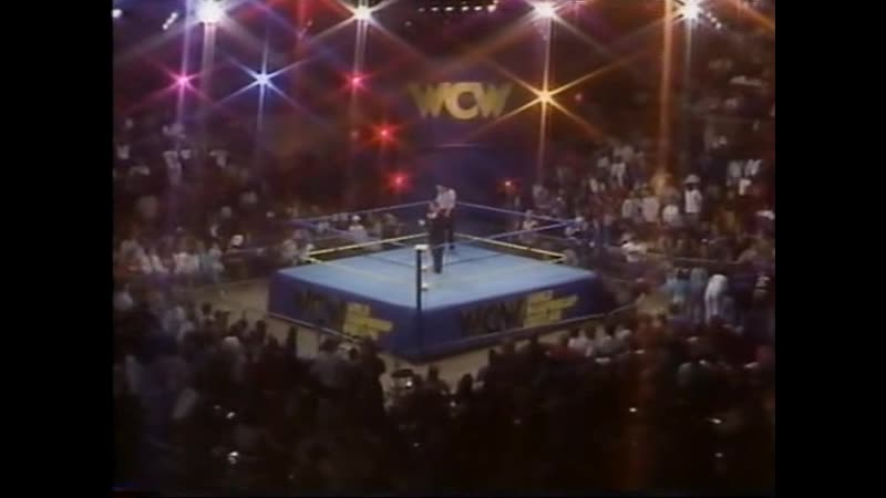 12.19 - Shane Douglas Ricky Steamboat VS Bobby Eaton Barry Windham