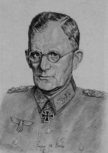Максимилиан фон Вейхс — командующий группой армий «Б»