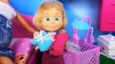У МАШИ РОДИЛИСЬ ДВОЙНЯШКИ! Катя и Макс веселая семейка Маша куклы мультики новая серия