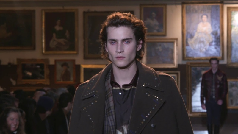 ETRO MEN'S FALL WINTER 2020 COLLECTION