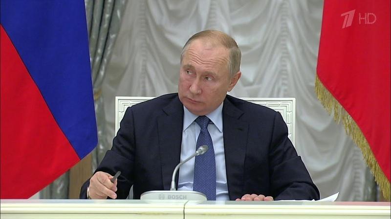 О сохранении и защите государственного языка говорили на Президентском совете.