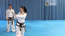 Eui Am - Reverse Turning Kick with Mark Trotter
