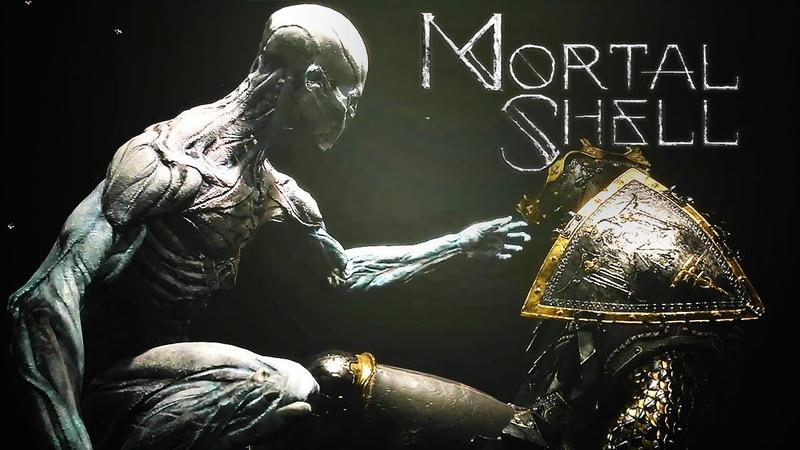 Mortal Shell Official Reveal Trailer