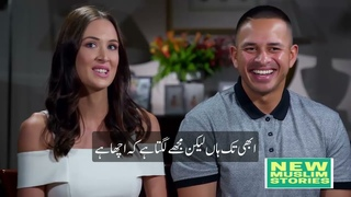 Australian Cricketer Usman Khawaja's bride Rachel McLellan on embracing Islam ! How I converted to I