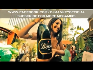 ♬ dj-mankey mix ibiza pool party house  electro top hits 2015 videomix ♬
