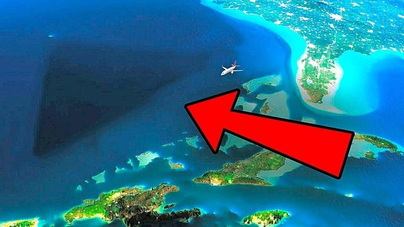 Чудом Выживший Летчик Рассказал что Он Увидел в Бермудском Треугольнике