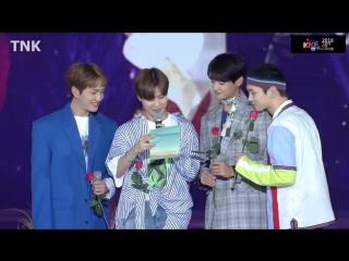 180802 SHINee in Flower Carpet @ 2018 Korea Music Festival