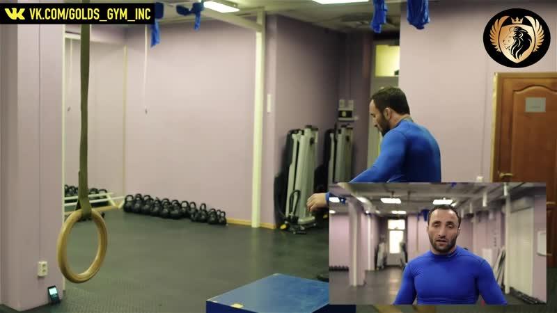 Круговая Тренировка Для Бойцов Выносливость И Сила