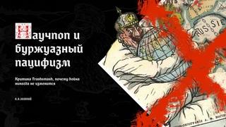 Критика Trashsmash | Научпоп и буржуазный пацифизм