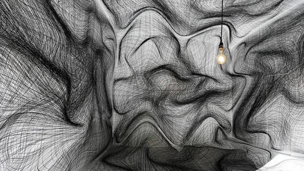 Художник-иллюзионист Питер Коглер. Питер Коглер (Peter ogler) создаёт по-настоящему завораживающие оптические иллюзии. Его даже называют художником-иллюзионистом. С первого взгляда и не