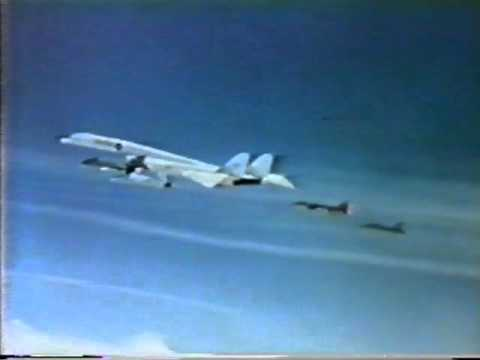 XB 70 Valkyrie Mid air collision June 8 1966