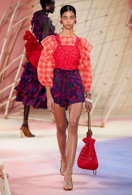 Самые модные юбки лета 2020, изображение №7