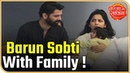 Barun Sobti spotted with her wife Pashmeen and daughter Sifat