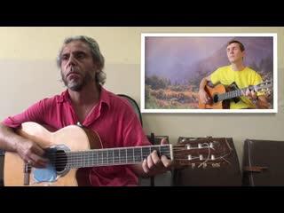 Бумбокс - Вахтерам-Garri Pat  Зеленыи гитарист(fingerstyle guitar cover collaboration)
