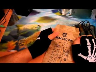 ASMRRTMSPANISH - ASMR paper bag - triggers - visual - whispers  (male whisper) susurros en espaol bolsa de papel