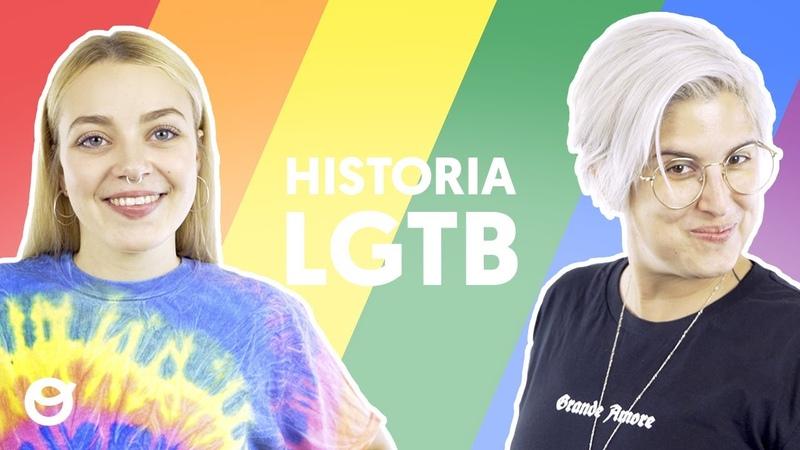 La historia LGTB explicada por el colectivo