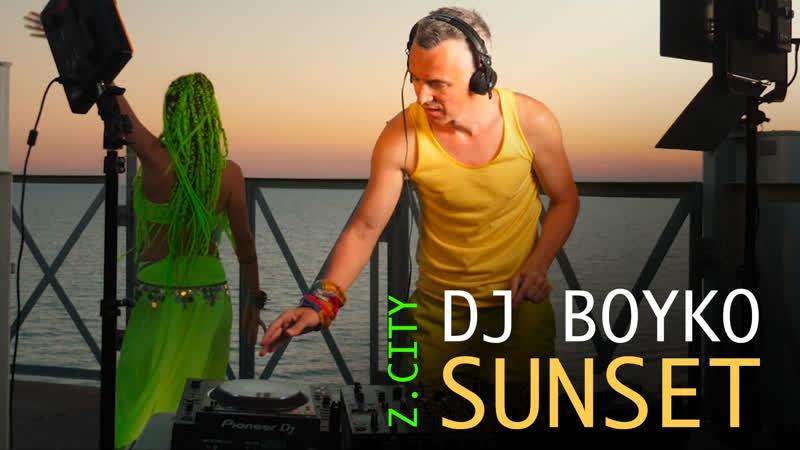 Dj Boyko - Z.City Sunset Mix