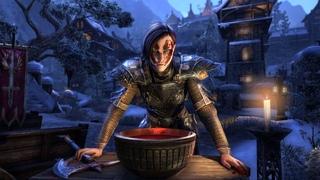 Elder Scrolls Online. В ожидании трансляции разработчиков! Каждые 300 лайков розыгрыш!