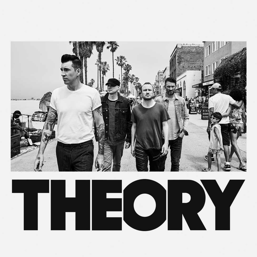 Афиша Москва Theory (Theory of a Deadman) [Россия, 2019]