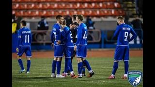 . «Новосибирск» - «Волга», полный матч