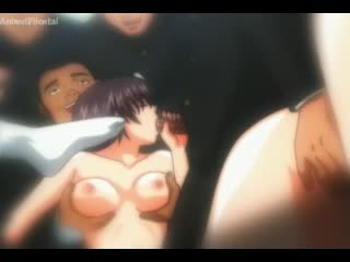 Shin Saishuu Chikan Densha (Ep.3) - Student / Gang Bang / Rape / Sex / Subbed / Uncensored / Хентай / Порно / Hentai / Porno/18+
