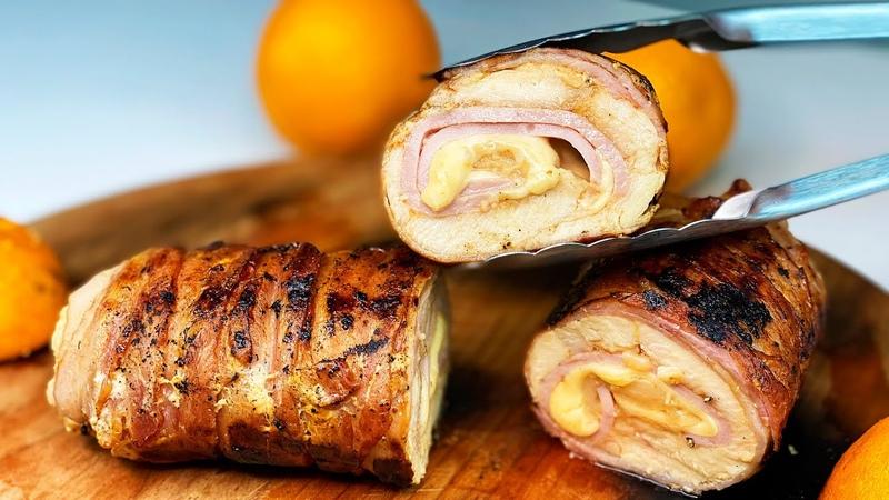 Кордон Блю из Курицы 🧡 Изумительное мясо на праздничный стол Этот рецепт покорил миллион сердец
