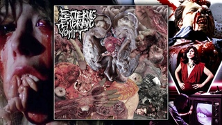 Festering Embryonic Vomit - S/T (D-Beat Goregrind)