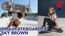 Sky Brown Pro Skater at 10 Yrs Old