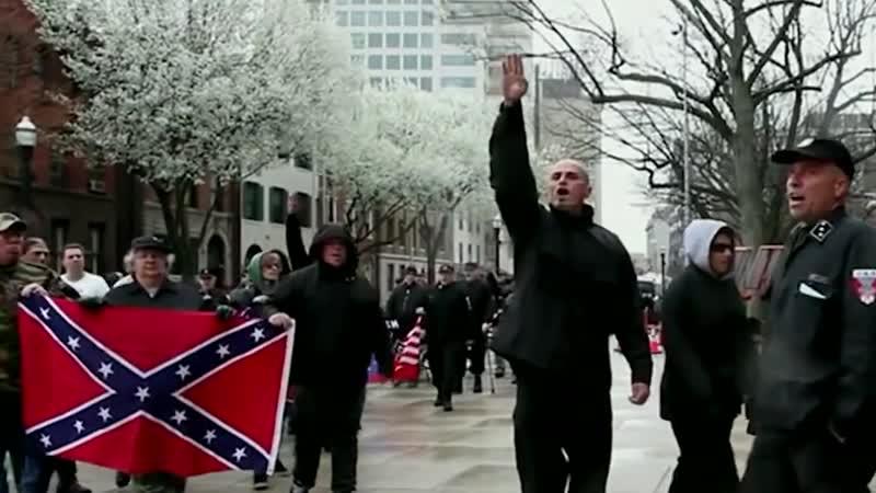 Америка - рассадник фашистов - America - a hotbed of Nazis
