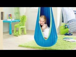Детский подвесной стул Joki