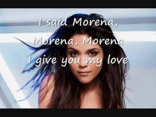 Morena- Antonia ft. Tom Boxer (Karaoke/Lyrics)