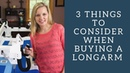 3 Things to Consider when Purchasing a Longarm from Angela Walters Handi Quilter Owner and User