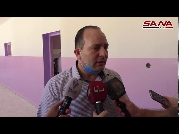 Reconstruyen 279 escuelas en Ghouta Oriental