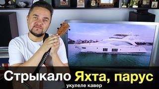 ВАЛЕНТИН СТРЫКАЛО - ЯХТА,ПАРУС укулеле кавер