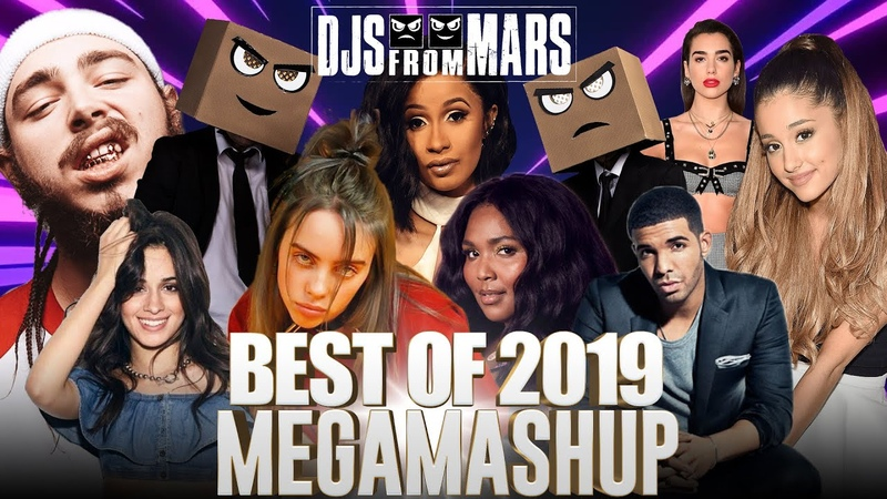 Djs From Mars Best Of 2019 Megamashup Rewind 40 Songs in 5 Minutes