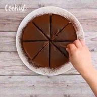 id_30528 Шоколадный чизкейк без выпечки — вкусная идея для праздника 🍫🍫🍫  Автор: cookist  #gif@bon