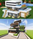 как построить в майнкрафте дом на сайте мир #1