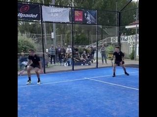 Ван Перси осваивает новый спорт